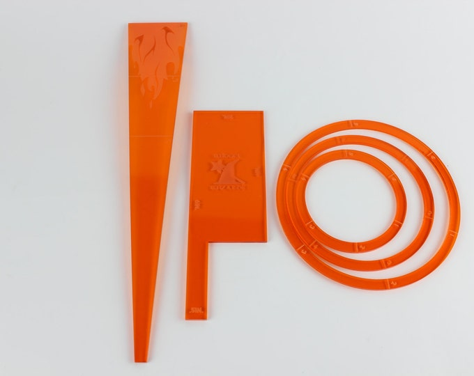 Orange - War Machine and the Hordes starter measurement kits