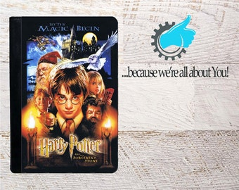 Harry Potter iPad Air Case -Harry Potter and the Sorcerer's stone - iPad Air 1 or 2 Cover - Can Add name or Monogram.