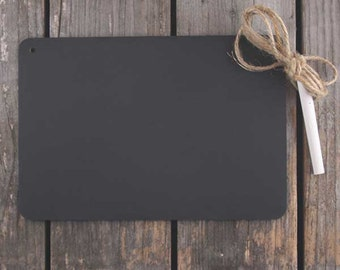 Classic Chalk Board with String, Felt and Chalk