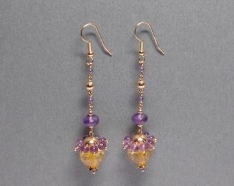 """Earrings  """"Rococo"""""""