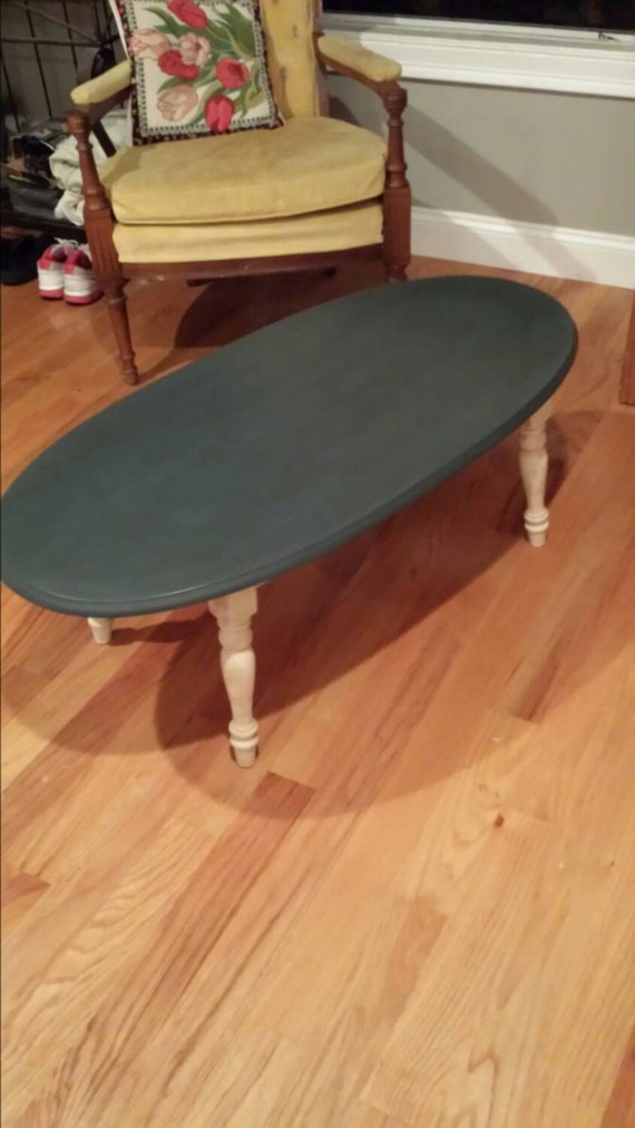Vintage Refurbished Coffee Table Sold By Refreshingrelics On Etsy