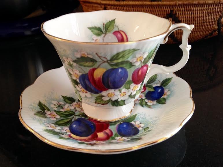 Vintage Cup New 406 Vintage Tea Cups Royal Albert