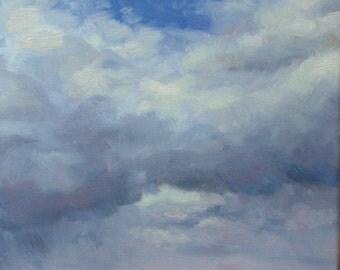 Freedom (Original oil painting)