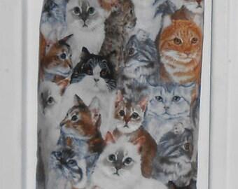 Plastic Grocery Bag Holder #80 Cats  Plastic Bag Holder