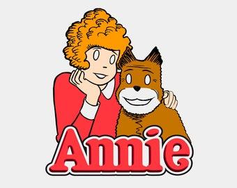 Annie (Style 4) - Bodysuit or T-Shirt