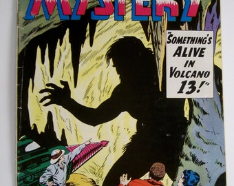 House of Mystery Comic Book #83 DC Comics – Feb 1959