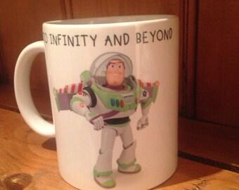 Buzz light year mug