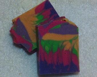 Rainbow Soap (100g)