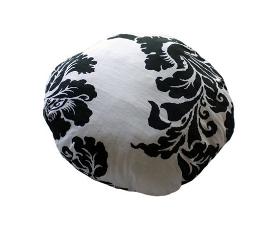 Round Pillow Small Breastfeeding Breast Feeding Nursing Night Lying Position Decorative