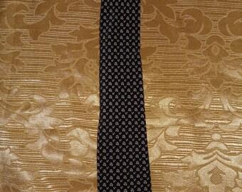 Genuine Balenciaga tie / 100% silk
