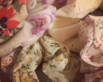 Handmade Scrunchie's (Pack of 2)