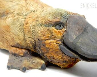 Handmade Platypus