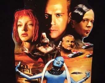 The Fifth Element Standup