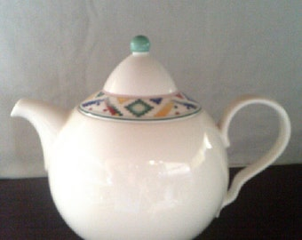 Villeroy & Boch Teapot  Indian Look