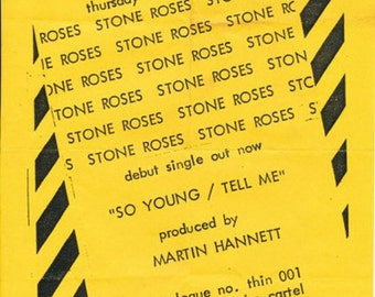STONE ROSES - POSTER