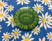 "I'm A Veggie Burger! 3"" Button"