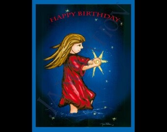 Happy Birthday - Catch every Shining Wish