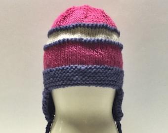 Handknit Toddler Hat