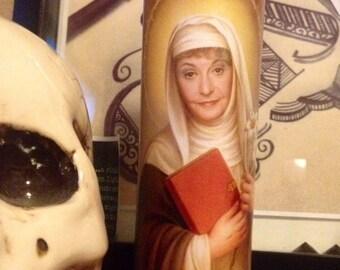 St Dorothy Golden Girls Prayer Candle