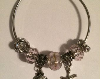 Pink Sea Bracelet