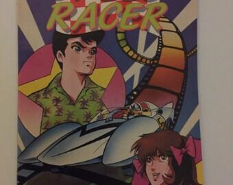 1987 Now Comics Speed Racer #6