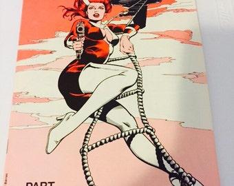 1987 AC Comics Priority White Heat #2 Comic Book