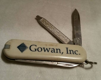 Victorian  Knox Advertising Gowan Inc Knife