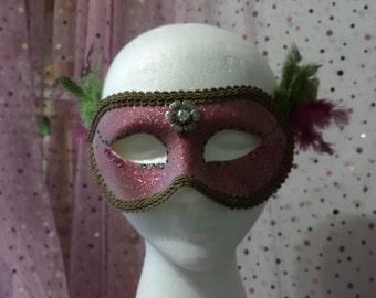 Phoenix Masquerade Mask