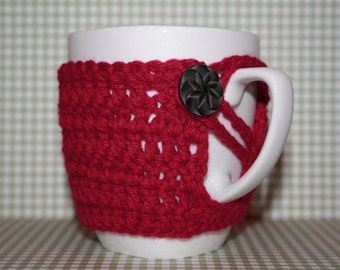 Cranberry Mug Cosy