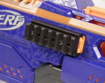 3D Printed – Nerf to Picatinny Mini Rail for Nerf Gun