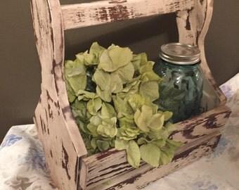 Barn Wood Basket