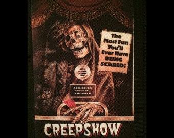 Creepshow Canvas Wallet