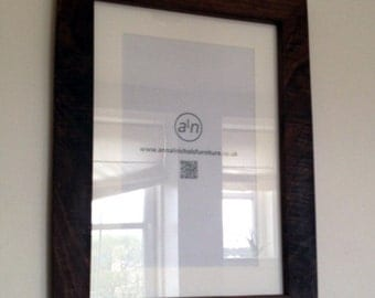 Bow framed - A3 Picture frame