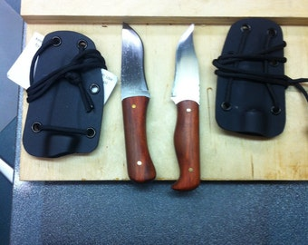 Handmade neck knife