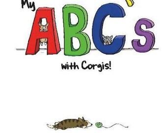 All 3 Corgi Tales Books