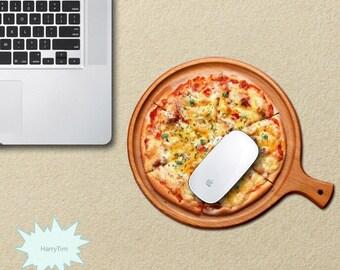 Pizza Mouse pad mouse mat mouse pads 3d mousepad