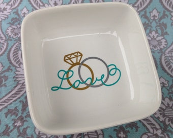 Beautiful Ring dish