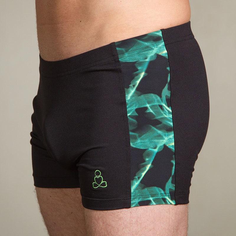 Men' Hot Yoga Shorts By SwEaTnStreTch On Etsy