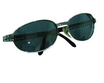 Vintage Sting Sunglasses 1980s NOS Unused Italy Authentic