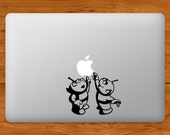 Toy Story Alien Little Green Men Disney  Apple MacBook Decal Laptop Sticker Vinyl