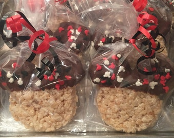 Mickey/Minnie Mouse Rice Krispies 36 pack!