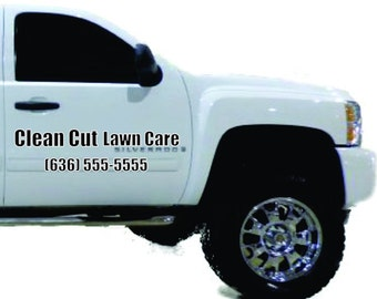 Suv Decal Etsy - Custom car decals for business   how to personalize