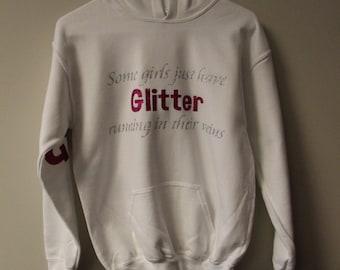 Some girls just have glitter running in their veins