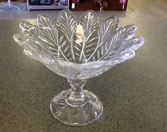5 1/2 inch Candy Dish on Pedestal