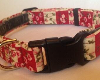 Dog collar - Medium push fit buckle