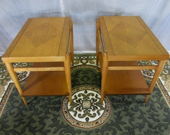 Restored Lane End Tables 1955