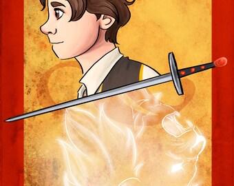Harry Potter Playing Cards: Neville Longbottom