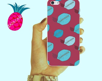 Lemonade Ipod Touch 5 case Ipod 5 case Ipod Touch 4 case Ipod Touch case Ipod case Ipod 4 case Iphone 4 case Iphone 4s case Iphone 5 case