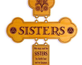 Friend like a Sister Gift,Acquired Sister Gift,True Friend Gift, Sister In Christ Gift,BestFriend Birthday Gift ,Sister to Sister Gift.