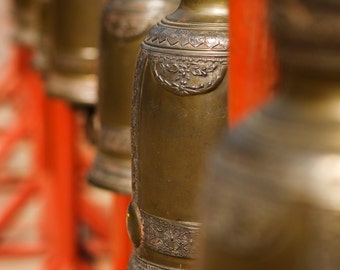 Thai temple bells